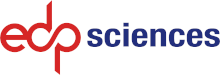 EDP Sciences Publishing partner of the scientific communities