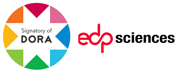 EDP Sciences signs the Declaration on Research Assessment (DORA)