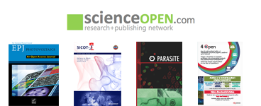 More EDP Sciences journals now available on ScienceOpen bringing key research to a wider audience