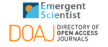 Emergent Scientist now indexed in the Directory of Open Access Journals (DOAJ)
