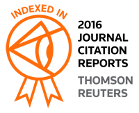2016 journal citation reports badge